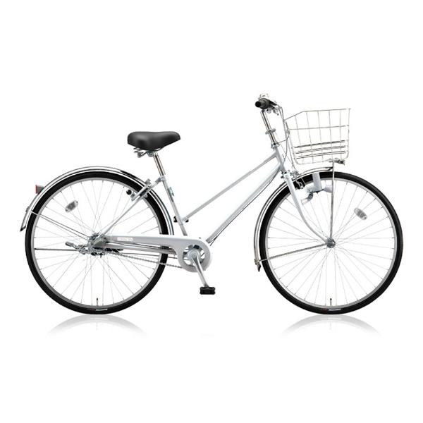 【送料無料】 ブリヂストン 26型 自転車 スクリッジ S型(M.XRシルバー/内装3段変速) SR63S 【2018年モデル】【組立商品につき返品不可】 【代金引換配送不可】