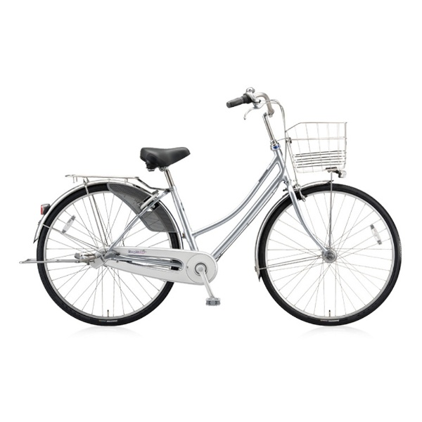 【送料無料】 ブリヂストン 27型 自転車 タフループ(M.XRシルバー/内装3段変速) TF73TP 【2018年モデル】【組立商品につき返品不可】 【代金引換配送不可】