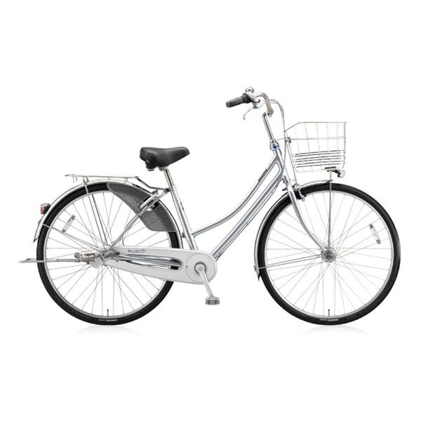 【送料無料】 ブリヂストン 26型 自転車 タフループ(M.XRシルバー/内装3段変速) TF63TP 【2018年モデル】【組立商品につき返品不可】 【代金引換配送不可】