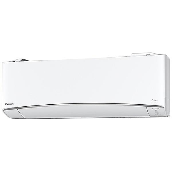 【標準工事費込!】 パナソニック Panasonic CS-EX368C-W エアコン Eolia(エオリア) EXシリーズ クリスタルホワイト [おもに12畳用 /100V]