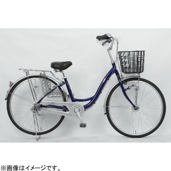 【送料無料】 サイモト自転車 26型 自転車 アネモネライト(ネイビー/内装3段変速) FL-W263RAL-HD-BAA【組立商品につき返品不可】 【代金引換配送不可】【メーカー直送・代金引換不可・時間指定・返品不可】