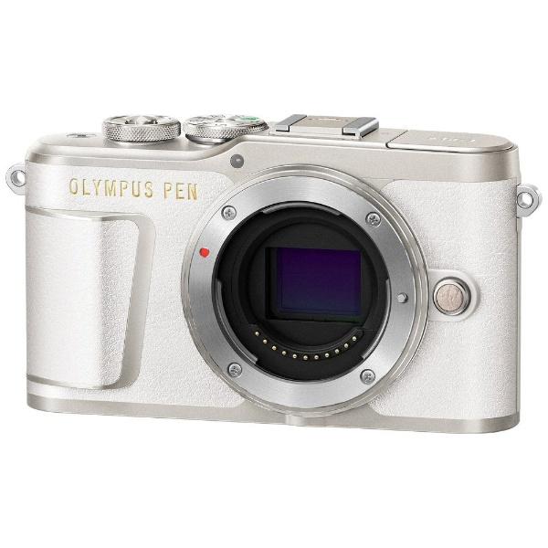 【送料無料】 オリンパス PEN E-PL9【ボディ(レンズ別売)】(ホワイト/ミラーレス一眼カメラ)[PENEPL9ボディーホワイト]
