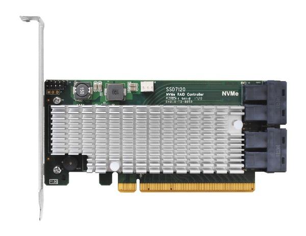 【送料無料】 HIGHPOINT SSD7120