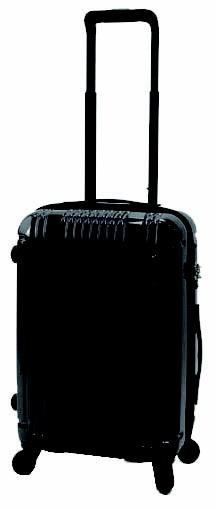 【送料無料】 BERMAS 軽量 TSAロック搭載スーツケース CONNECT(34L) 60280 ブラック 【メーカー直送・代金引換不可・時間指定・返品不可】