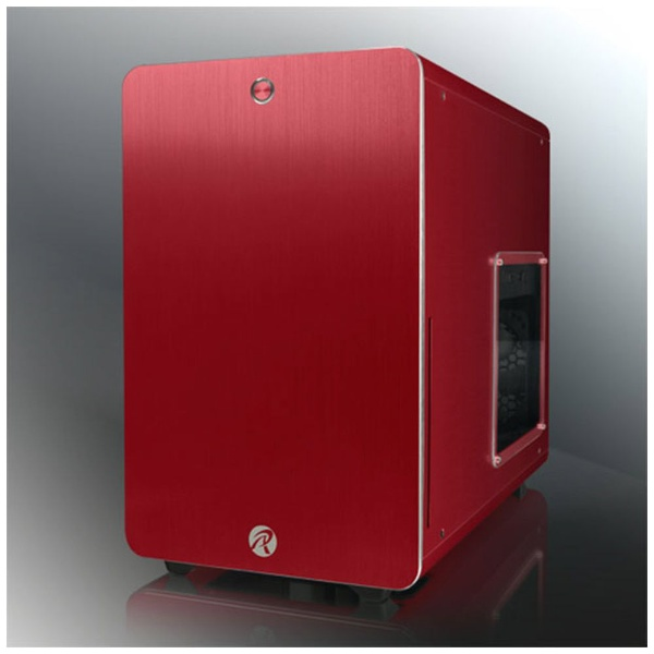 【送料無料】 RAIJINTEK PCケース RAIJINTEK STYX 0R200026 レッド