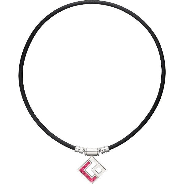 【送料無料】 コラントッテ ネックレス Colantotte TAO AURA(Lサイズ:47cm/レッドラメ) ABAPH02L