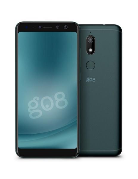 【送料無料】 WIKO gooのスマホ g08ディープ・ブリーン「VIEWPRIME-DEEPBLEEN」 Snapdragon430 5.7型メモリ/ストレージ:4GB/64GB nanoSIM×2 DSDS対応 SIMフリースマートフォン[VIEWPRIMEDEEPBLEEN]