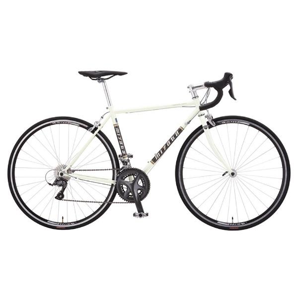 【送料無料】 ミヤタサイクル 700×25C型 ロードバイク フリーダム ロード(シャイニーパールホワイト/520サイズ《適応身長:166cm以上》) AFRR528 【代金引換配送不可】