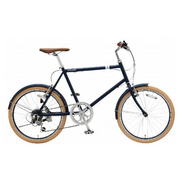 【送料無料】 アサヒサイクル 20型 クロスバイク シークレットコード206(マットブルー/460サイズ《適応身長:約150cm以上》) SCF206 【代金引換配送不可】【メーカー直送・代金引換不可・時間指定・返品不可】
