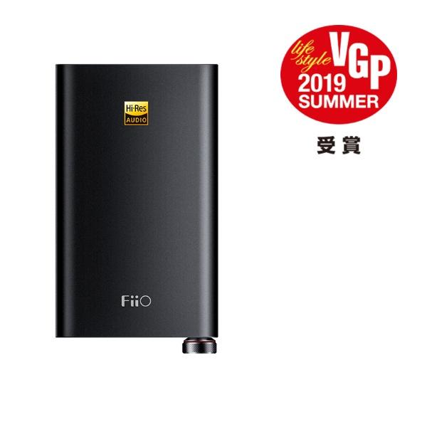 【送料無料】 FIIO ポータブルヘッドホンアンプ FIO-Q1MK2 [DAC機能対応 /ハイレゾ対応]