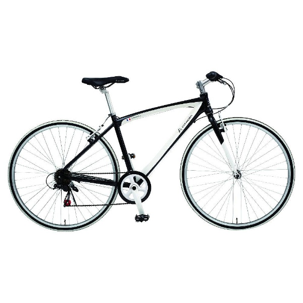 【送料無料】 シトロエン 700×28C型 クロスバイク シトロエン AL-CRB7006NX(ブラック/480サイズ《適応身長:160cm以上》) 65105-01【組立商品につき返品不可】 【代金引換配送不可】