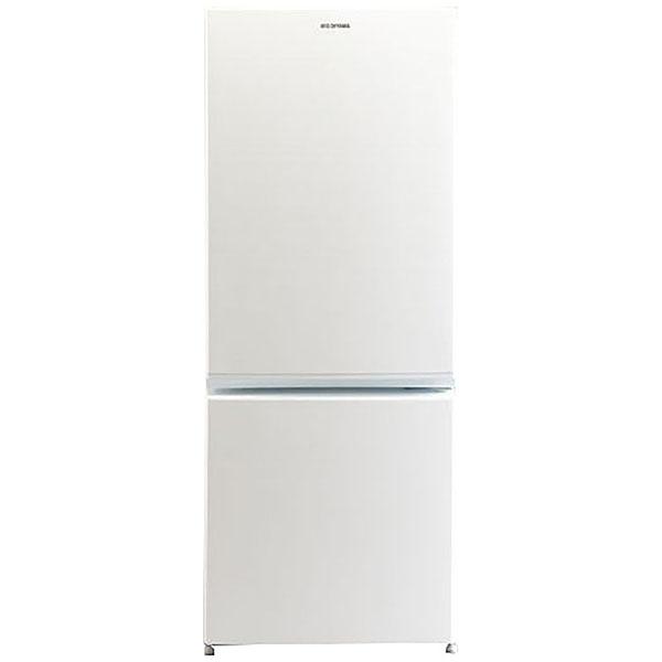 【標準設置費込み】 アイリスオーヤマ IRIS OHYAMA 《基本設置料金セット》AF156Z-WE 冷蔵庫 [2ドア /右開きタイプ /156L][AF156ZWE] [一人暮らし 単身 単身赴任 新生活 家電]