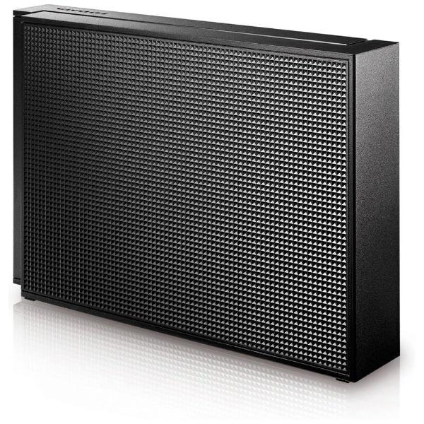 【送料無料】 I-O DATA アイ・オー・データ 外付HDD 2TB[USB3.1・Mac/Win] 家電録画対応 HDCZ-UTシリーズ HDCZ-UT2KB ブラック