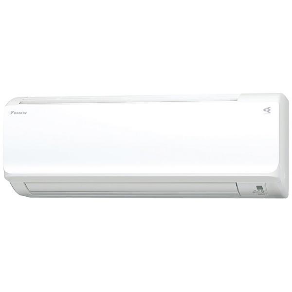 【標準工事費込!】 ダイキン DAIKIN AN28VCS-W エアコン [おもに10畳用 /100V]