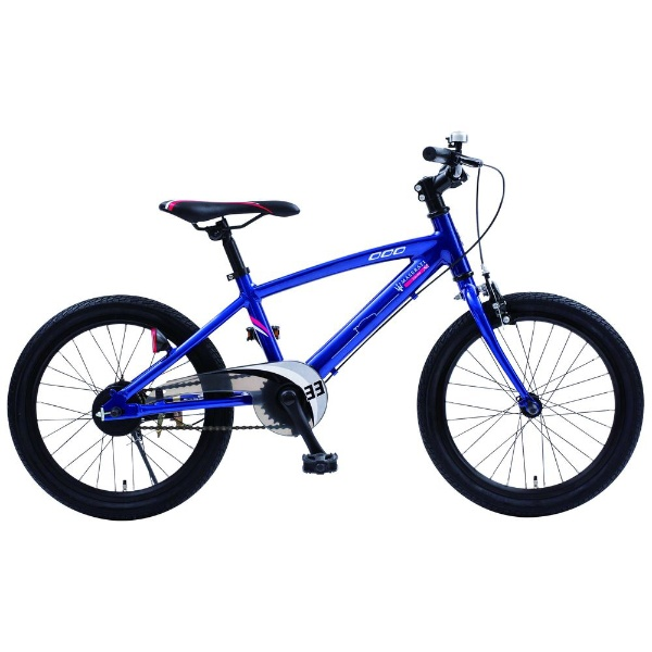 【送料無料】 マセラティ 18型 幼児用自転車 マセラティ AL-KID'S18(ブルー/シングルシフト) 68305-03【組立商品につき返品不可】 【代金引換配送不可】
