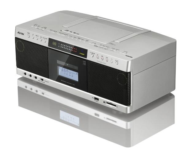 【送料無料】 東芝 TOSHIBA CDラジカセ [ワイドFM対応 /ハイレゾ対応 /SD・USB対応]
