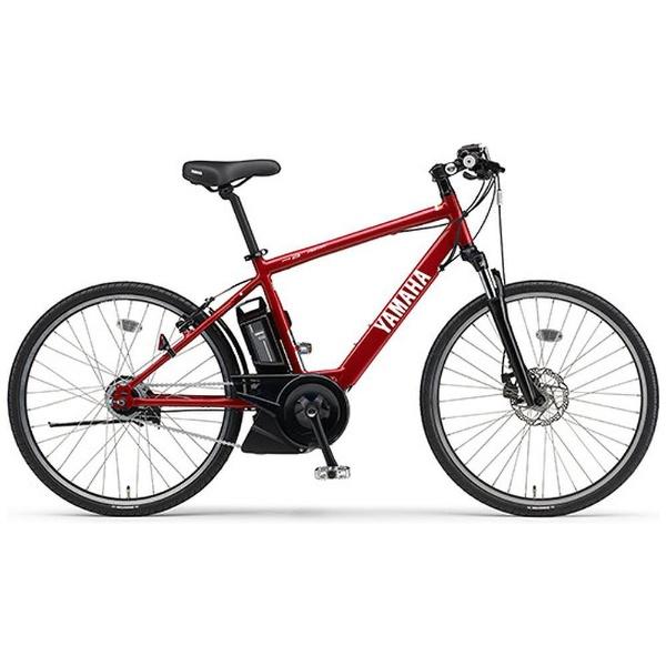 【送料無料】 ヤマハ YAMAHA 【eバイク】26型 電動アシスト自転車 PAS Brace(リッチレッド/内装8段変速) PA26B【2018年モデル】【組立商品につき返品不可】 【代金引換配送不可】