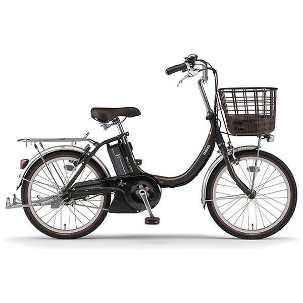 【送料無料】 ヤマハ YAMAHA 20型 電動アシスト自転車 PAS SION-U(ビンテージブロンズ/内装3段変速) PA20SU【2018年モデル】【組立商品につき返品不可】 【代金引換配送不可】