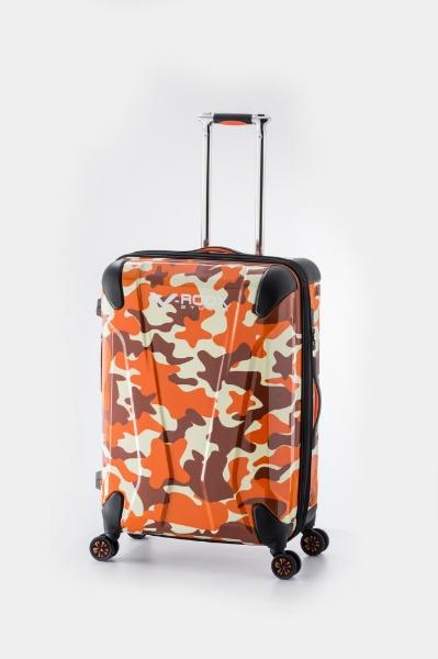 【送料無料】 A.L.I TSAロック搭載スーツケース ハードキャリー(39L) 59203 レッドカモフラージュ 【メーカー直送・代金引換不可・時間指定・返品不可】