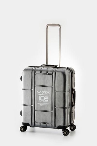 【送料無料】 A.L.I TSAロック搭載スーツケース ハードキャリー(84L) 59188 ブラックブラッシュ 【メーカー直送・代金引換不可・時間指定・返品不可】