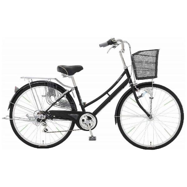 【送料無料】 アサヒサイクル 26型 自転車 プロテクティア266AP(ツヤケシブラック/外装6段変速) TMN66S【2018年モデル】【組立商品につき返品不可】 【代金引換配送不可】【メーカー直送・代金引換不可・時間指定・返品不可】