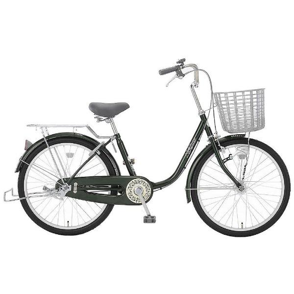 【送料無料】 アサヒサイクル 22型 自転車 リーセス23SG(ボトルグリーン/シングルシフト) TL3SG【2018年モデル】【組立商品につき返品不可】 【代金引換配送不可】【メーカー直送・代金引換不可・時間指定・返品不可】