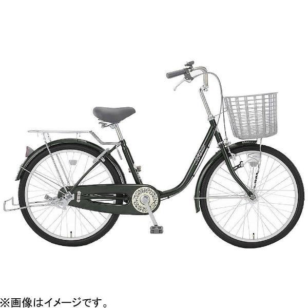 【送料無料】 アサヒサイクル 22型 自転車 リーセス233G(ボトルグリーン/内装3段変速) TL33G【2018年モデル】【組立商品につき返品不可】 【代金引換配送不可】【メーカー直送・代金引換不可・時間指定・返品不可】