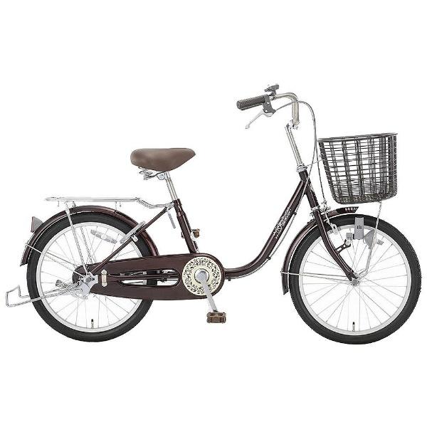 【送料無料】 アサヒサイクル 20型 自転車 リーセス203G(マルーン/内装3段変速) TL203G【2018年モデル】【組立商品につき返品不可】 【代金引換配送不可】【メーカー直送・代金引換不可・時間指定・返品不可】