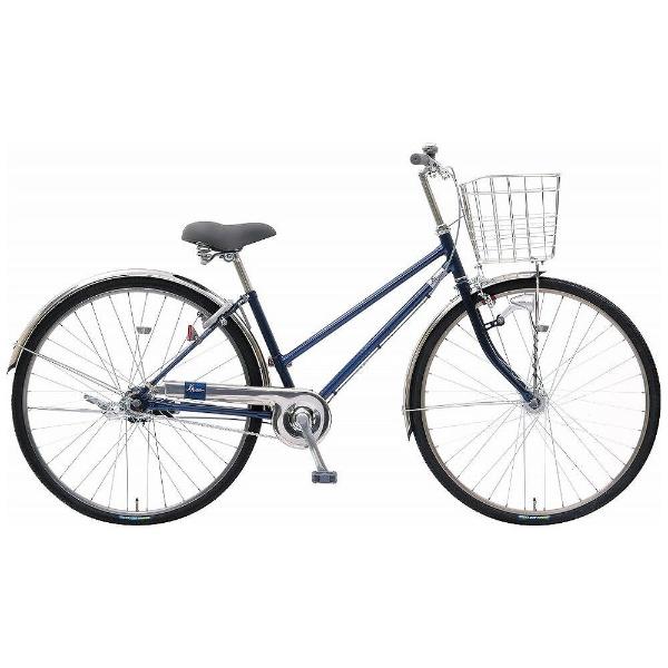 【送料無料】 アサヒサイクル 27型 自転車 ナイトアロー27S(トラッドブルー/シングルシフト) YRH7S【2018年モデル】【組立商品につき返品不可】 【代金引換配送不可】【メーカー直送・代金引換不可・時間指定・返品不可】