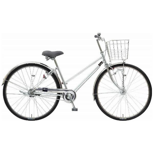 【送料無料】 アサヒサイクル 27型 自転車 ナイトアロー27S(メタリックシルバー/シングルシフト) YRH7S【2018年モデル】【組立商品につき返品不可】 【代金引換配送不可】【メーカー直送・代金引換不可・時間指定・返品不可】