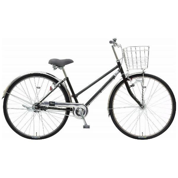 【送料無料】 アサヒサイクル 27型 自転車 ナイトアロー27Q(ブラック/内装3段変速) YRH7Q【2018年モデル】【組立商品につき返品不可】 【代金引換配送不可】【メーカー直送・代金引換不可・時間指定・返品不可】