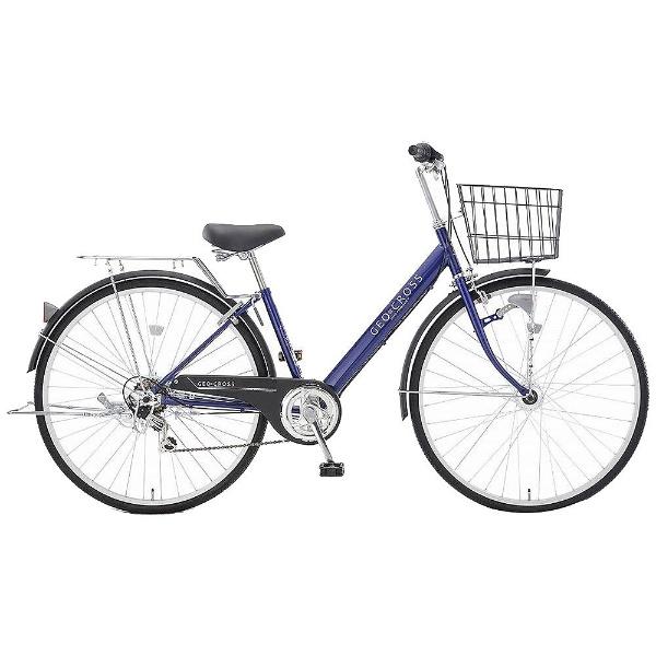 【送料無料】 アサヒサイクル 27型 自転車 ジオクロス276AB(コバルトブルー/外装6段変速) FV76AB【2018年モデル】【組立商品につき返品不可】 【代金引換配送不可】【メーカー直送・代金引換不可・時間指定・返品不可】