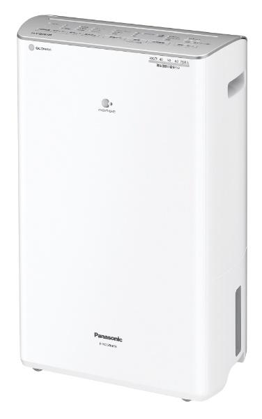 【送料無料】 パナソニック Panasonic 【10%OFFクーポン 8/4 18:00 ~ 8/5 23:59】ハイブリッド式衣類乾燥除湿機 (~25畳) F-YC120HRX-S クリスタルシルバー