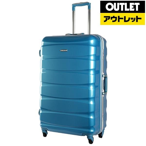【送料無料】 サムソナイト 【アウトレット品】TSAロック搭載スーツケース Oval FR(58L) R0611004 スカイブルー【外装不良品】R0611004【kk9n0d18p】