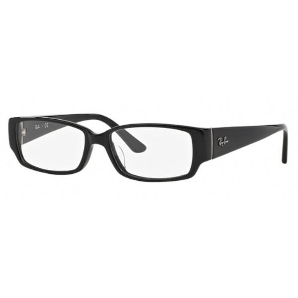 【送料無料】 レイバン RayBan 【度付き】RayBan メガネセット(ブラック)RX5250 5114 54mm[薄型/屈折率1.60/非球面/PCレンズ]