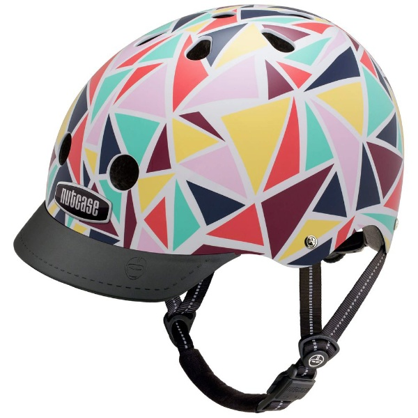 【送料無料】 NUTCASE 自転車用ヘルメット Street Helmet(カレイドスコープ/Sサイズ:52~56cm)