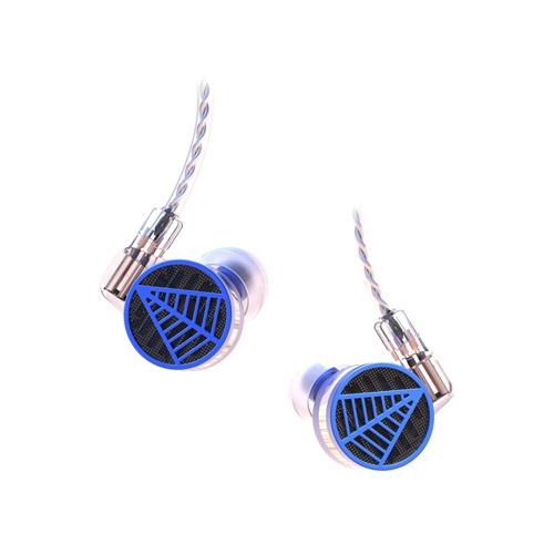 【送料無料】 TFZ カナル型イヤホン TEQUILA-1-BLUE ブルー [φ3.5mm ミニプラグ]