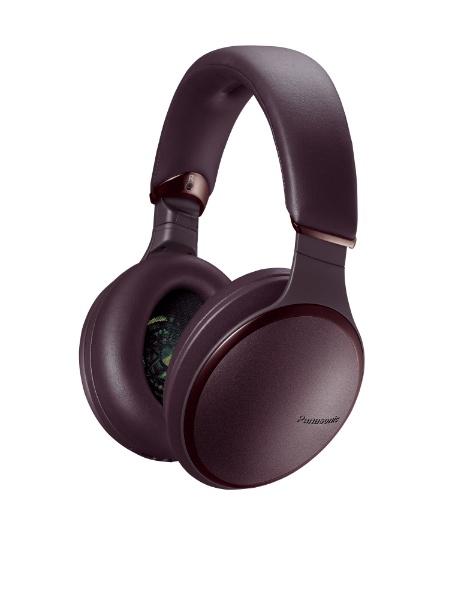 【送料無料】 パナソニック Panasonic ブルートゥースヘッドホン RP-HD600N T マルーンブラウン [ハイレゾ対応 /Bluetooth /ノイズキャンセル対応]