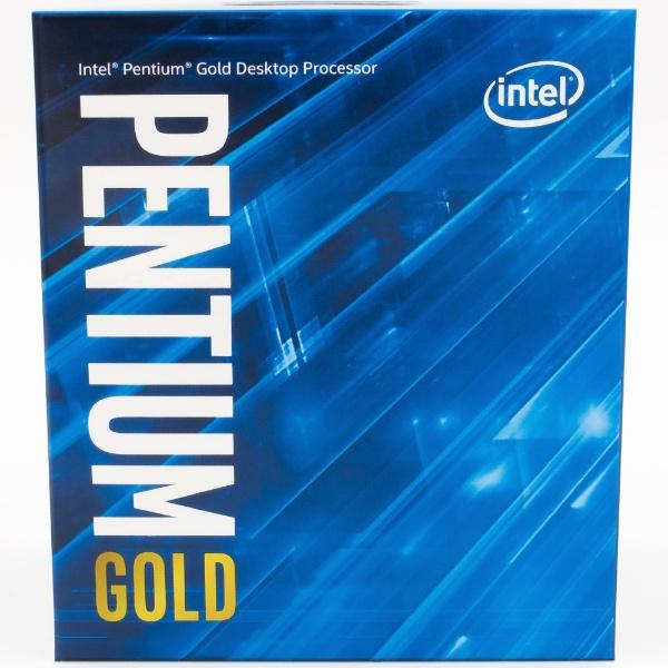 【送料無料】 インテル Intel Pentium G5600 BX80684G5600