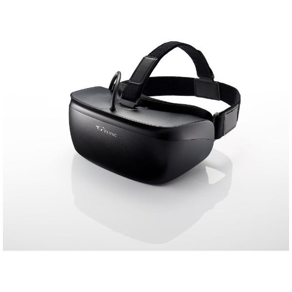 【送料無料】 マウスコンピュータ MouseComputer 「Steam VR」対応 ヘッドマウントディスプレイ GTCVRBK1