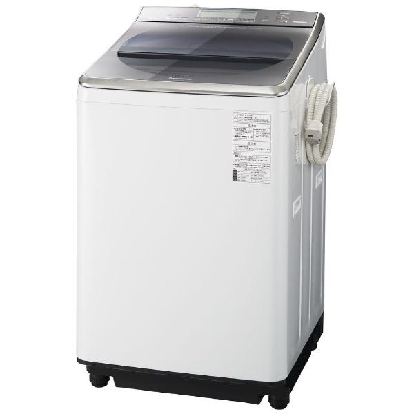 【標準設置費込み】 パナソニック Panasonic NA-FA120V1-W 全自動洗濯機 ホワイト [洗濯12.0kg /乾燥機能無 /上開き]