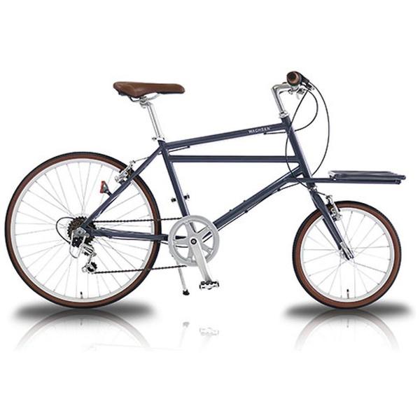 【送料無料】 WACHSEN 自転車 16/24型 カーゴバイク 自転車 カーゴバイク 16/24型 Nicot(グレー/6段変速) WBG-2401-GY【2018年モデル】【組立商品につき返品不可】【代金引換配送不可】, ゴルフショップジョプロ:6a41f756 --- anime-portal.club
