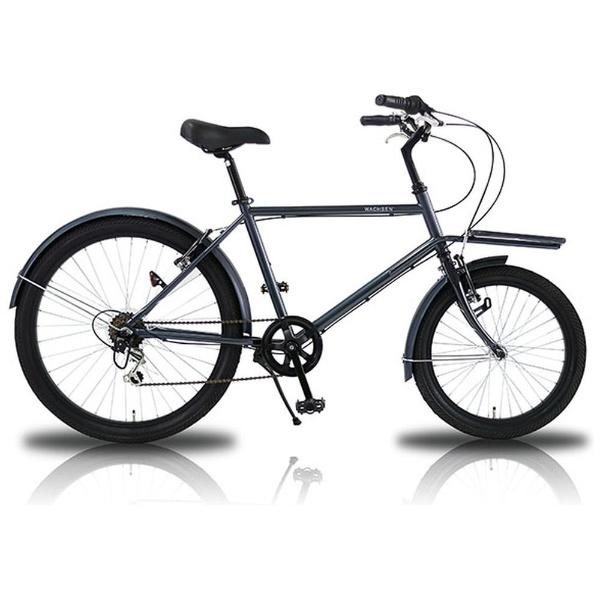 【送料無料】 WACHSEN 20/26型 自転車 カーゴバイク GRACK(6段変速) WBG-2608【2018年モデル】【組立商品につき返品不可】 【代金引換配送不可】