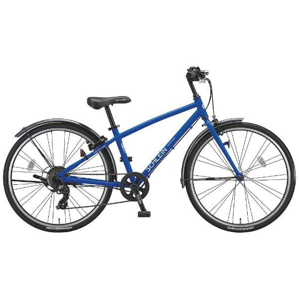 【送料無料】 ブリヂストン 24型 子供用自転車 シュライン(F.Xグリッターブルー/7段変速) SHL47【2018年モデル】【組立商品につき返品不可】 【代金引換配送不可】