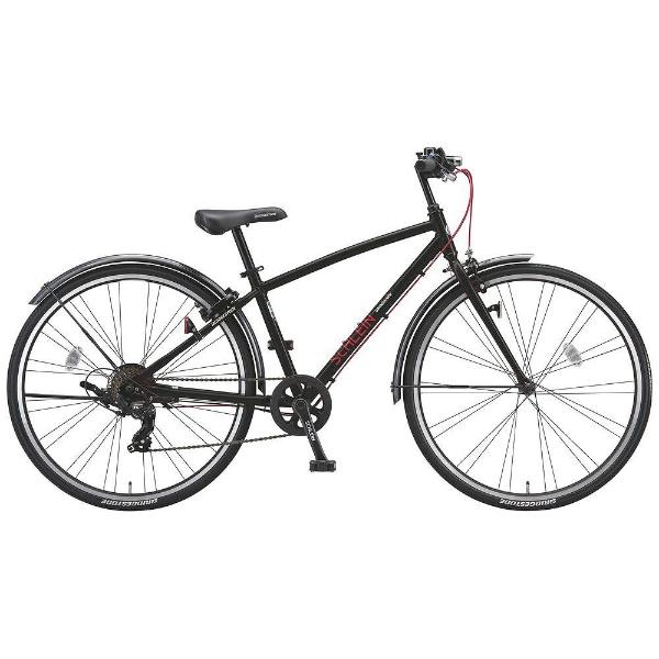 【送料無料】 ブリヂストン 24型 子供用自転車 シュライン(E.Xブラック/7段変速) SHL47【2018年モデル】 【代金引換配送不可】