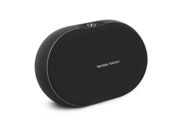 【送料無料】 HARMAN/KARDON Wi-Fiスピーカー HKOMNI20PLBLKJN ブラック [Bluetooth対応 /Wi-Fi対応]