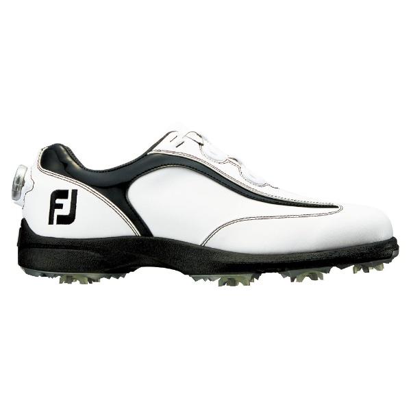 【送料無料】 フットジョイ メンズ ゴルフシューズ FJ SPORT LT Boa(26.5cm/ホワイト×ブラック)#53239