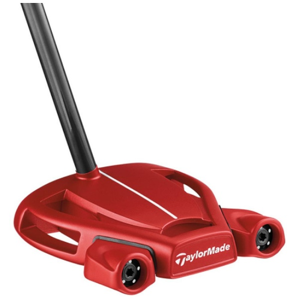 【送料無料】 テーラーメイドゴルフ パター Spider TOUR RED CENTER SHAFT 33インチ