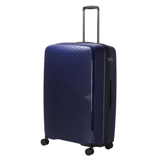 【送料無料】 シフレ TSAロック搭載超軽量スーツケース(100L) HAP2082-71 ネイビー