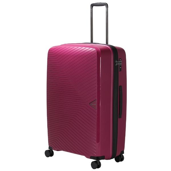 【送料無料】 シフレ TSAロック搭載超軽量スーツケース(100L) HAP2082-71 レッド 【メーカー直送・代金引換不可・時間指定・返品不可】